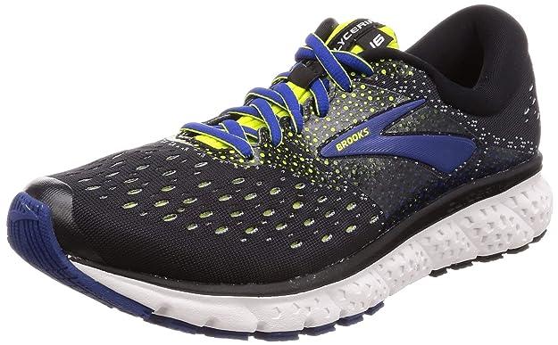 e1d08b6e151 Brooks Men s Glycerin 16 Running Shoes  Amazon.co.uk  Shoes   Bags
