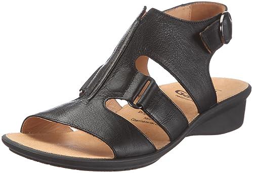 Womens Fairy, Weite F Fashion Sandals Ganter
