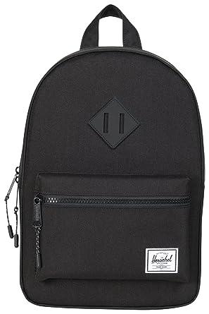 Amazon.com | Herschel Supply Co. Heritage Kids Backpack, Black ...