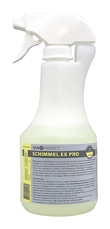 Nanoprotect Schimmel Ex Pro Professionelles Schimmelspray Mit