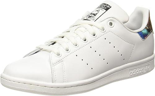 adidas Stan Smith W BZ0411 Age Adulte, Couleur Blanc