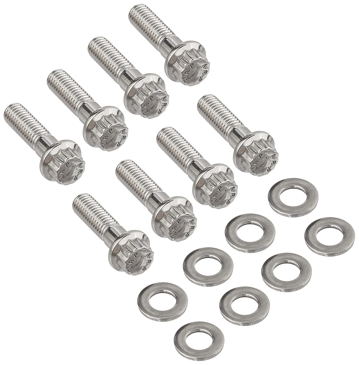 ARP 434-1502 12-Point Stainless Steel Timing Cover Bolt Kit for Chevy LS1/LS2