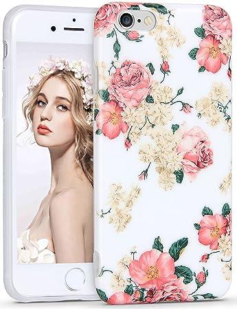 9e40b89ac4 Imikoko iPhone6 ケース iPhone 6s ケース iphoneケース 6s 6 アイフォン6/6s プラス 保護