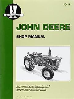 81RfV F5KGL._AC_UL320_SR240320_ amazon com john deere 1530 diesel tractor operators manual
