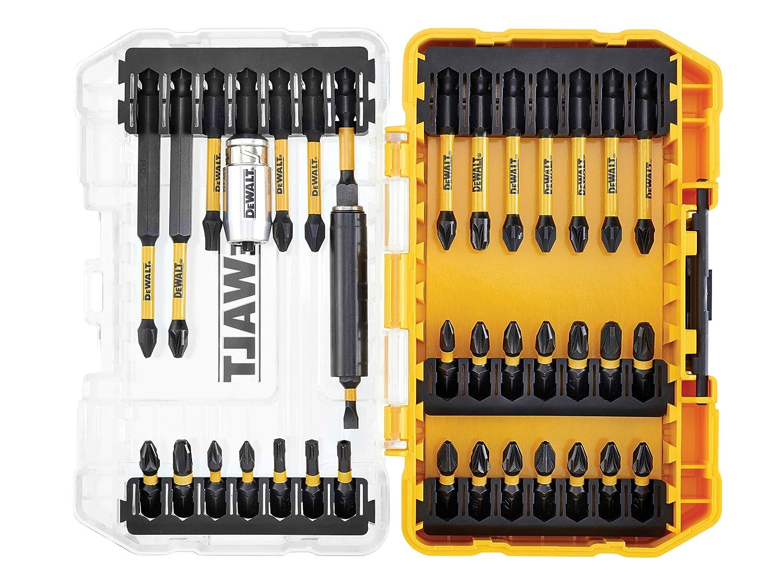 Dewalt DT70731T-QZ DT70731T-Juego de Destornilladores Negro