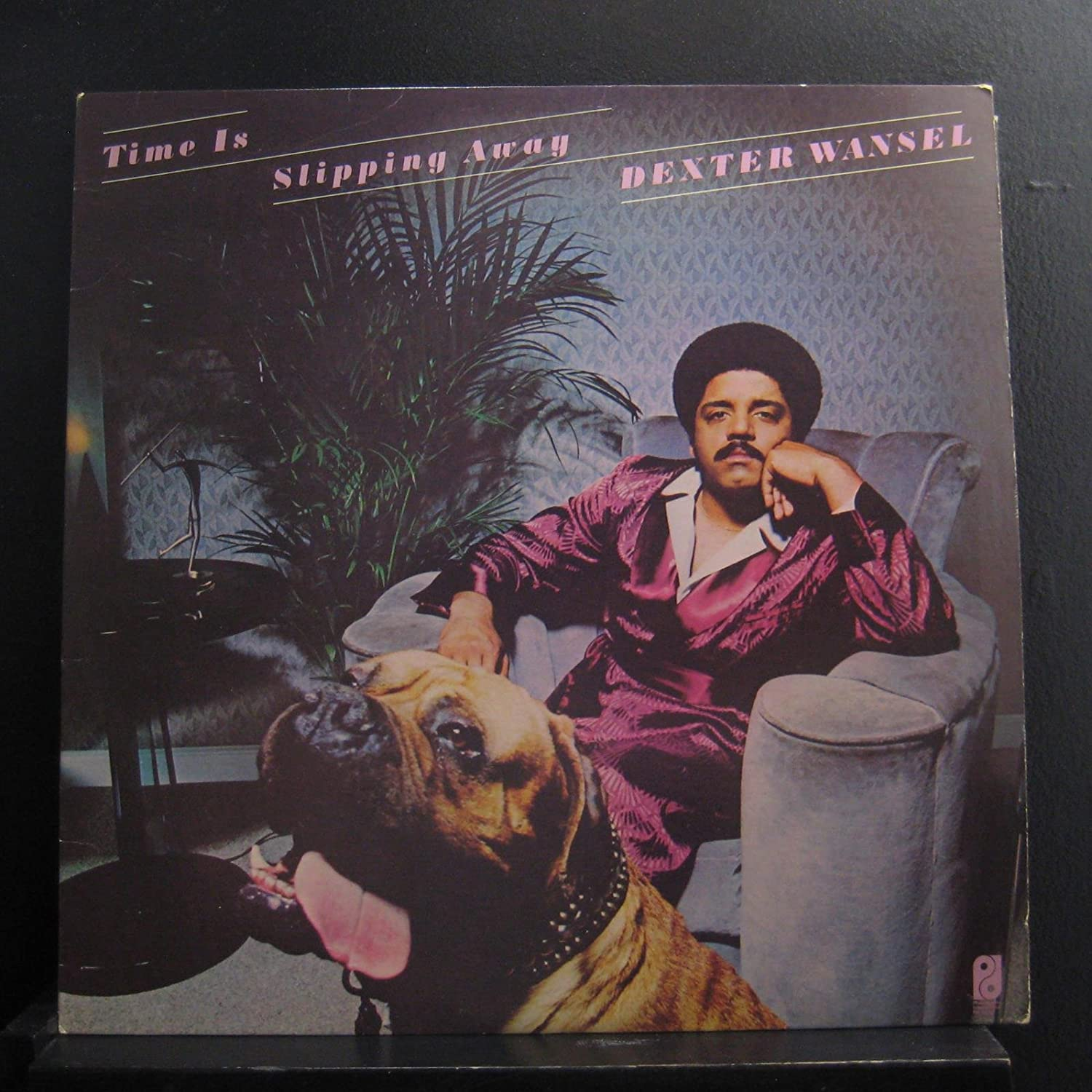 Dexter Wansel - Time Is Ranking TOP7 Slipping Animer and price revision Record Lp Vinyl Away