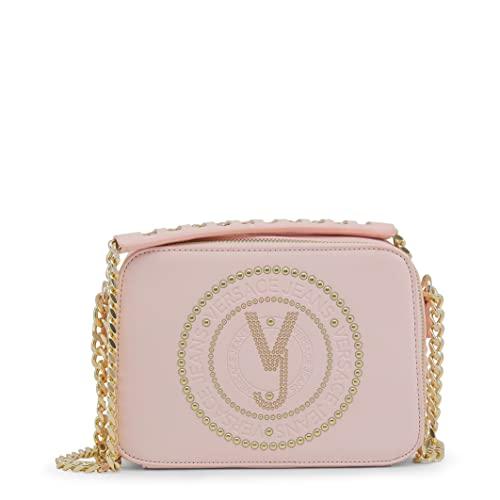 A Q Borsa Tracolla rosa Versace Intimo Linea Jeans Donna x7qnItwUp