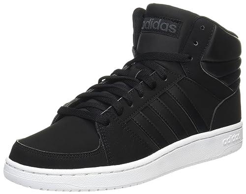 top fashion 345d0 a3777 adidas Vs Hoops Mid CG5710 - Stivaletti da Allenamento da Uomo, Nero (Nero)