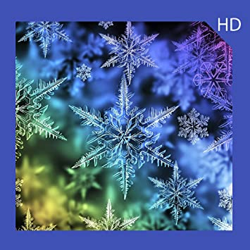What other items do customers buy after viewing this item? Snowflake HD Wallpapers