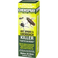 Chemspray Ant Spider Cockroach Concentrate 500ml