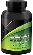 Advanta Supplements Green Tea Extract with Maximum Potency EGCG for Increased Metabolism