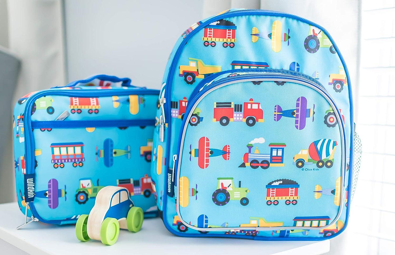 Wildkin-Trains-Planes-amp-Trucks-Pack-039-n-Snack-Backpack miniatura 9