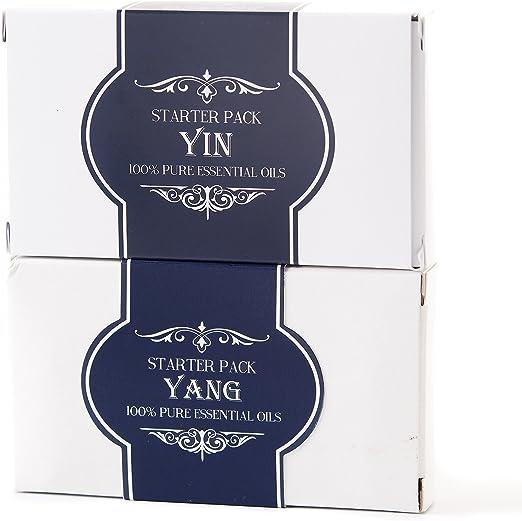 Aceites Esenciales Pack Doble - Yin y Yang: Amazon.es: Hogar