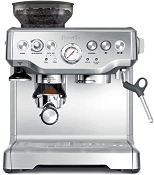 Breville Stainless Steel Express Barista Commercial Espresso Machine