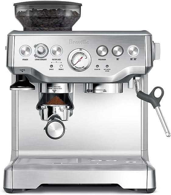 Breville the Barista Express Espresso Machine