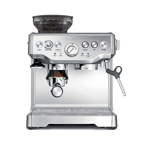 Ekspres Breville Bes870xl Ekspres do kawy Barista