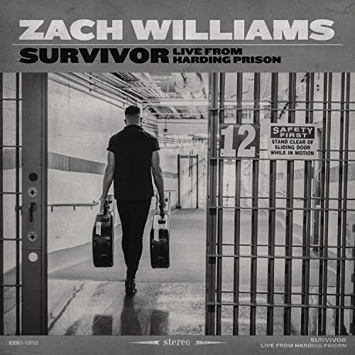 Zach Williams - Survivor: Live From Harding Prison (EP) 2018
