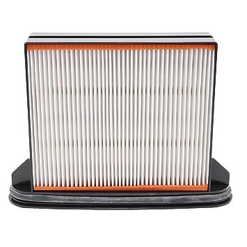 vhbw filtro de aspirador para Hitachi NT 1232 aspirador robot aspirador multiusos filtro plisado plano/húmedo/Hepa: Amazon.es: Hogar