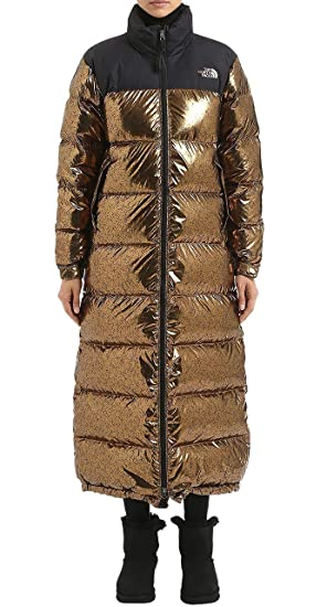 THE NORTH FACE W Nuptse Duster Metallic Copper XS