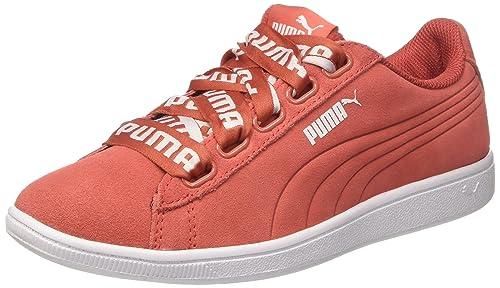 2puma zapatillas mujer rojo