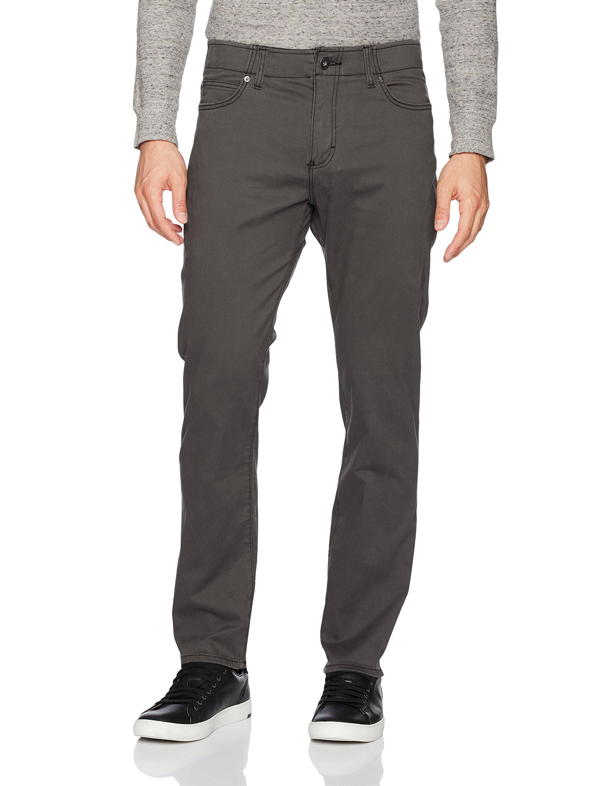 LEE Men's Modern Series Extreme Motion Athletic Jean, Dark Gray, 32W x 30L