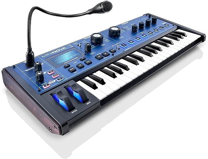 Novation - Mininova sintetizador con ultranova sonido motor 37 teclas: Amazon.es: Instrumentos musicales