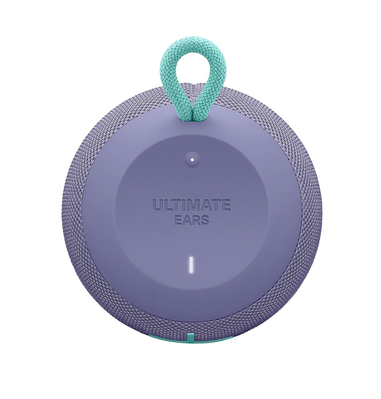 Ultimate Ears WONDERBOOM Portable Waterproof Bluetooth Speaker – Lilac