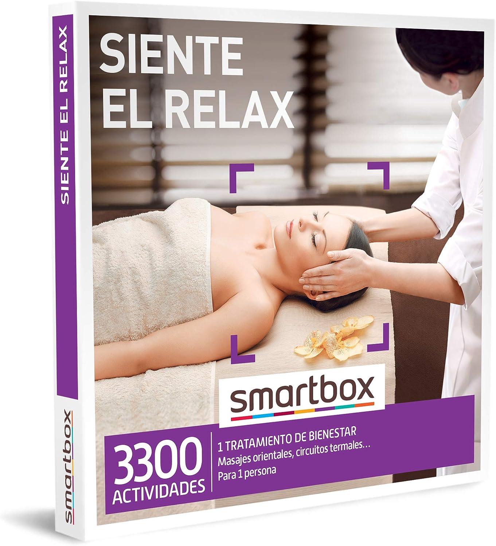 smartbox siente el relax
