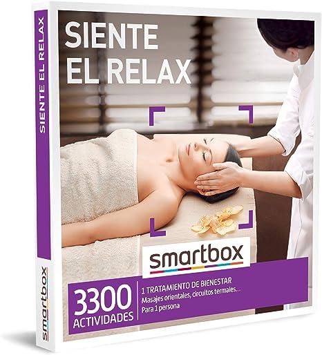 SMARTBOX - Caja Regalo - Siente el Relax - Idea de Regalo - 1 ...
