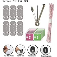 PUBGAMER - Pantallas de Repuesto para Pax 2 Pax 3 (6 Unidades)
