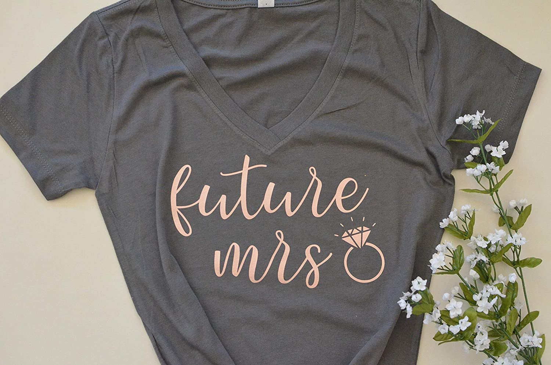 Tshirt Future Mrs