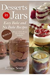Desserts in Jars Kindle Edition
