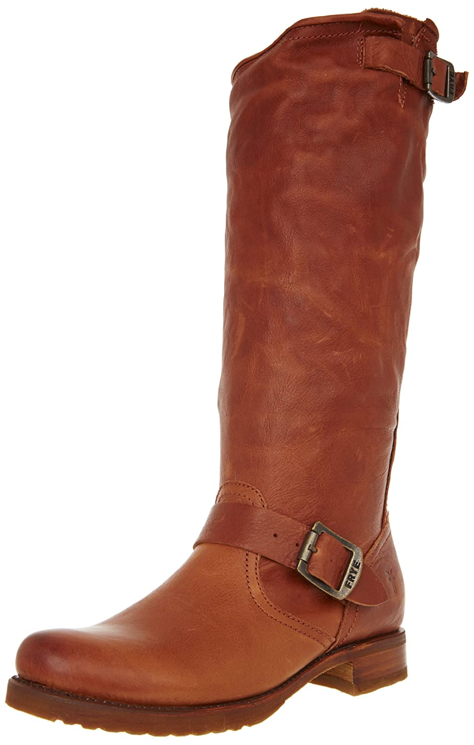 FRYE Women's Veronica Slouch Boot B008BULX4S 9.5 B(M) US|Whiskey Soft Vintage Leather-76602