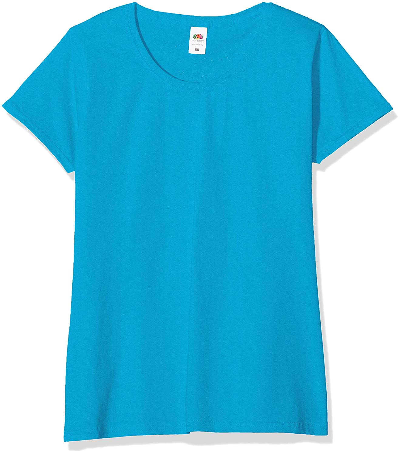Donna Pacco da 5 Fruit of the Loom T-Shirt