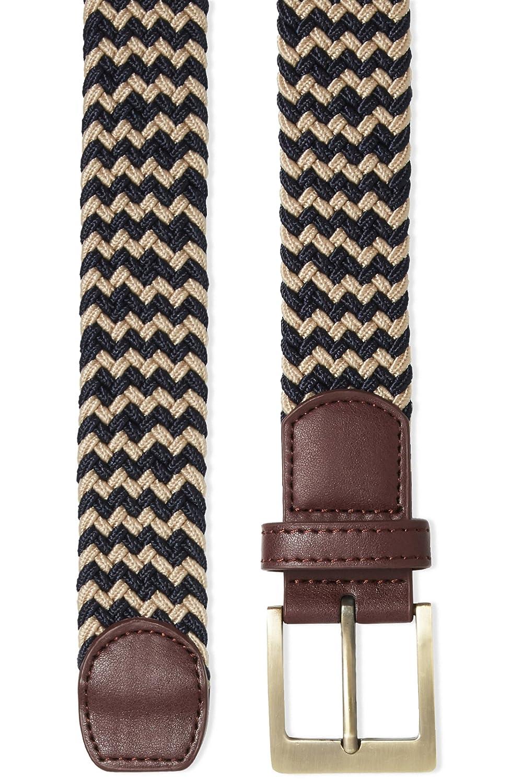 FIND Cintur/ón Trenzado para Hombre