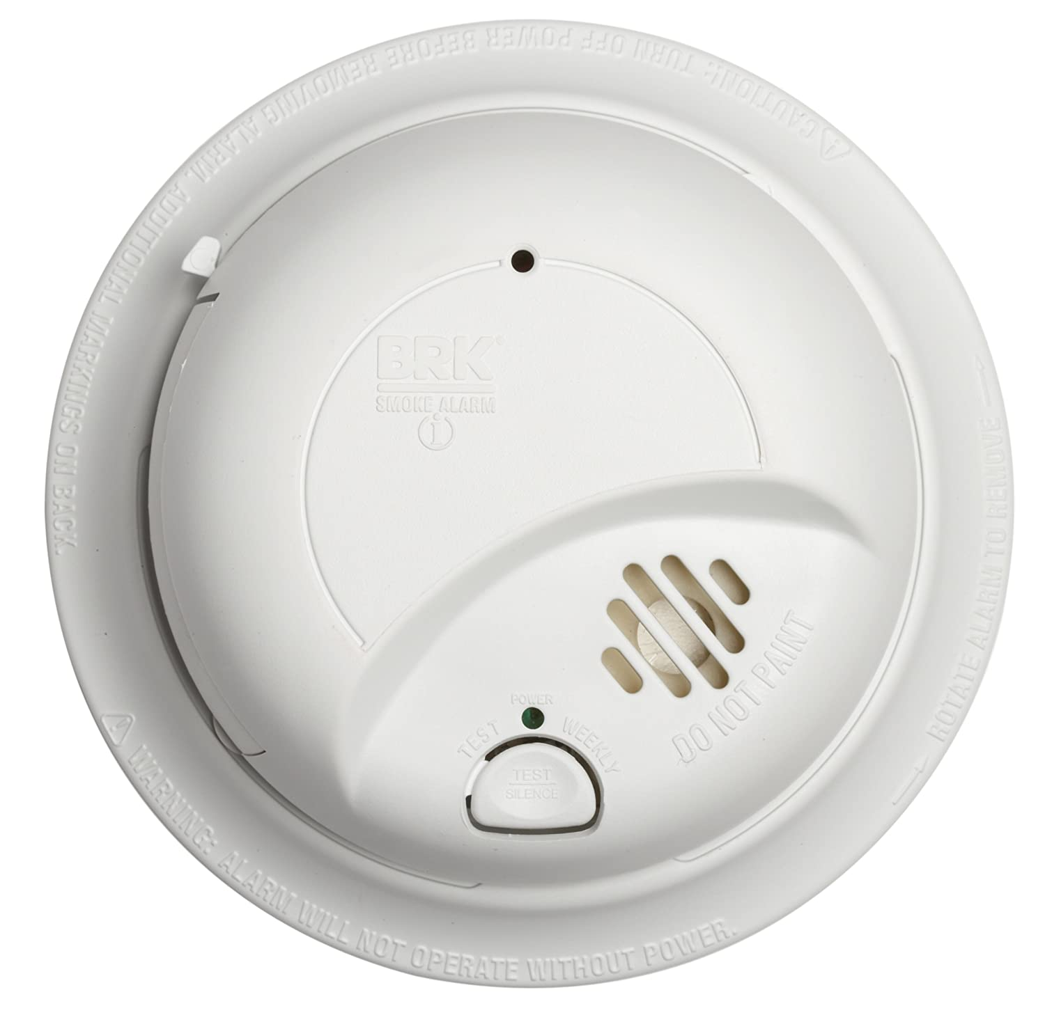 The Best Smoke Alarms Reviews Comparisons Of Top Rated Wiring To Mains This Hardwired Detector Features A Battery Backup Ensure Your Family Is Protected Even In Case Power Outage Available 6 Or 12 Packs