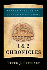 1 & 2 Chronicles (Brazos Theological Commentary on the Bible) Hardcover