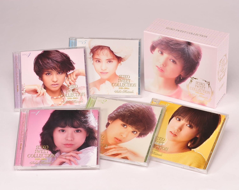 松田聖子 SEIKO SWEET COLLECTION [Blu-spec CD] B00GTCDR58