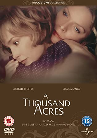 A Thousand Acres DVD 1997
