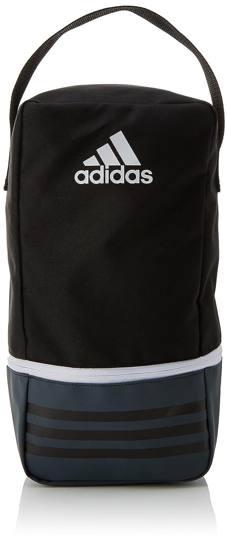 Mochila Adidas Tiro Unisex Bolsa para Zapatos Negro/Gris Oscuro/Blanco 12 x 18 x 36 cm B46133