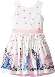d30bec77161e fiveloaves twofish Womens A Girl and Her Shoes Party Dress (Toddler/Little  Kids/