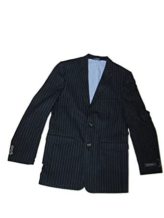 824ab57b9ca5 Amazon.com  Tommy Hilfiger Blazer Boys Size 16 Reg Navy stripes ...