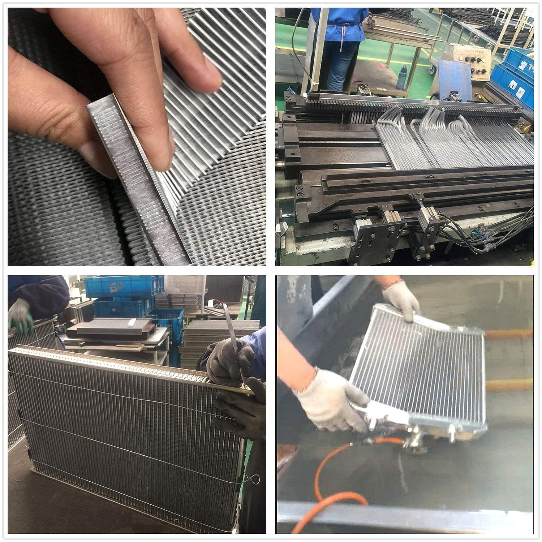 TARAZON Moto Radiador Enfriamiento de Aluminio para EXC 500 EXC-F 250 350 XCF-W 250 350 XC-W 450 500 2012-2016 refrigeraci/ón del motor