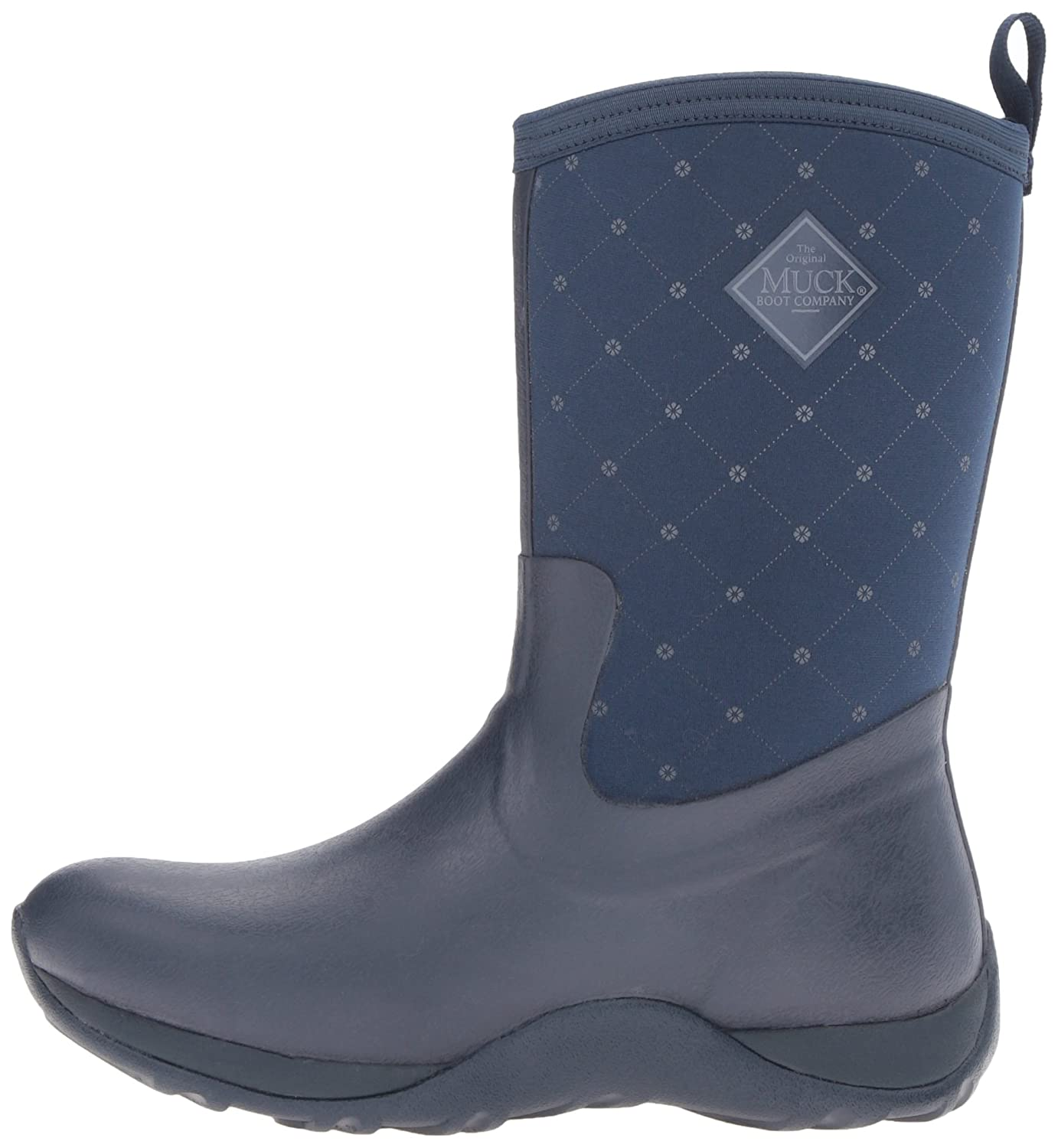 Muck Boot Snow Women's Arctic Weekend Mid Snow Boot B01J6MBHLI 11 B(M) US|Navy Quilt bf9c2b