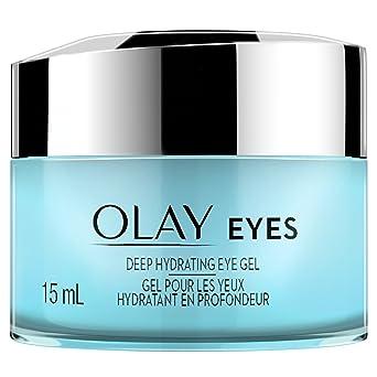Eye Cream By Olay, Deep Hydrating Eye Gel With Hyaluronic Acid, 0.5 Fl Oz by Olay