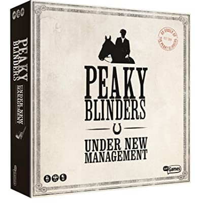 Peaky Blinders: Under New Management, Mixed Colours: Toys & Games