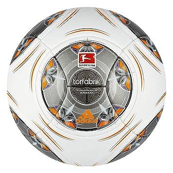 3f6f7cb58a850 Adidas Torfabrik DFL 2013 OMB Spielball 2013/2014: Amazon.de: Sport ...