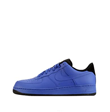 Nike Men's Air Force 1 '07 Comet Blue/Comet Blue/Black