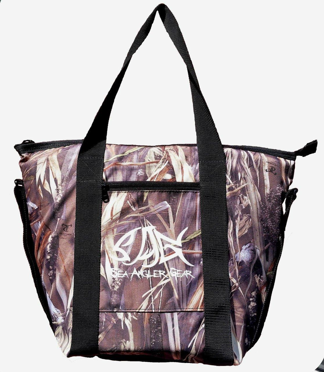 Sea Angler Gear True Timber Camo Insulated Soft Cooler Bag by Sea Angler Gear
