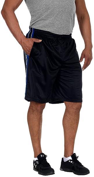 Amazon.com: JH pantalones cortos de baloncesto para hombre ...
